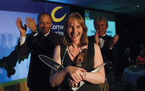 Cornwall Business Awards, 08/05/08.