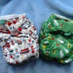 easy-fit disposable nappies