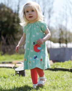 DR076-Baby-Lucy-Dress-Bird-Green