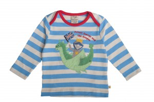 Frugi George & the Dragon Tee