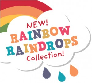 AW14 Rainbow Raindrops is Launched