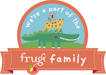 Orange Frugi Family Logo