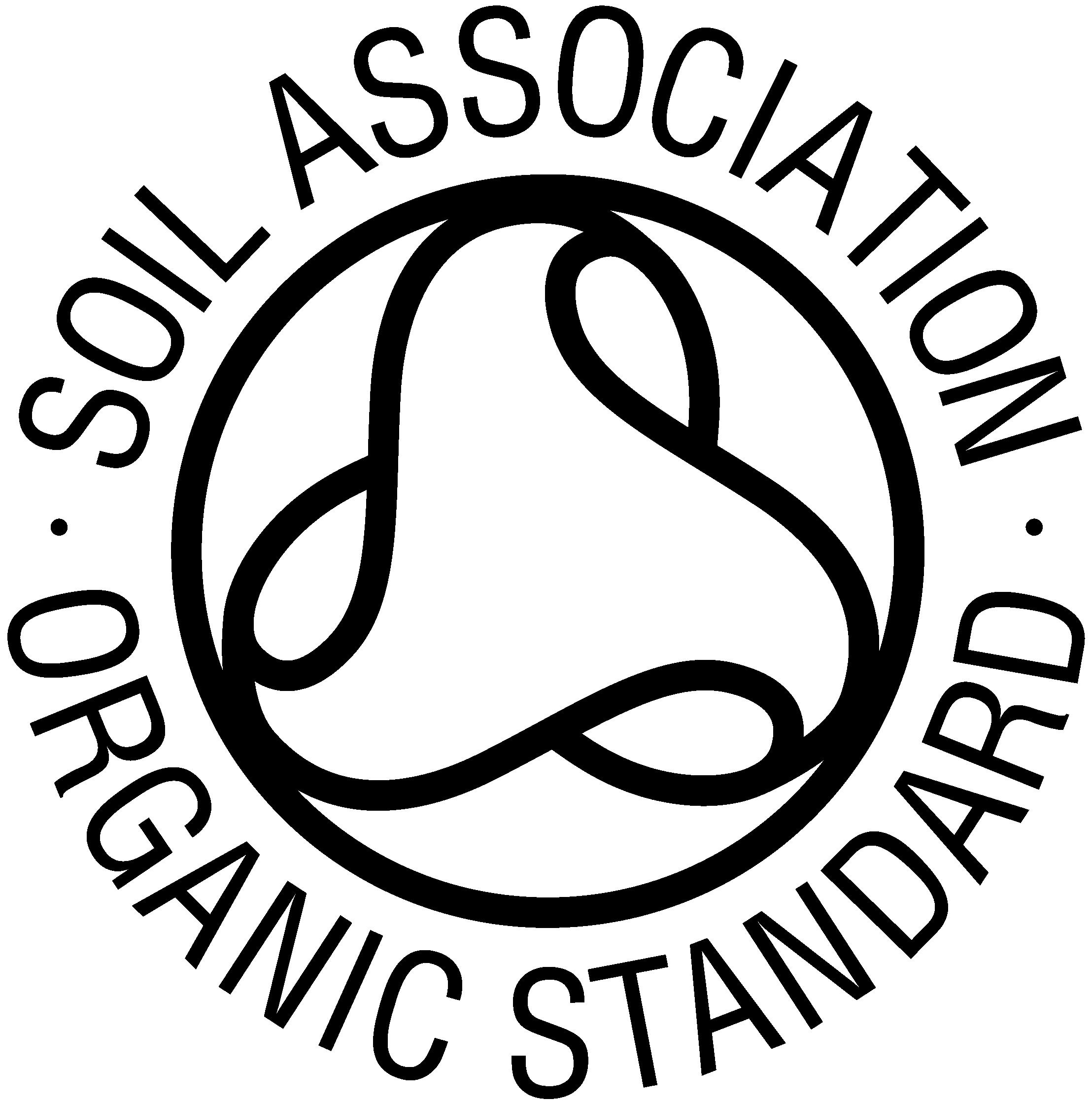 Soil Association Logo | Frugi