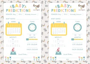 Free Downloadable Baby Shower Games Frugi